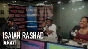 Video: Isaiah Rashad - 5 Fingers of Death Freestyle